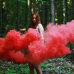 Цветной дым happy family 120 секунд красного цвета в Краснодаре