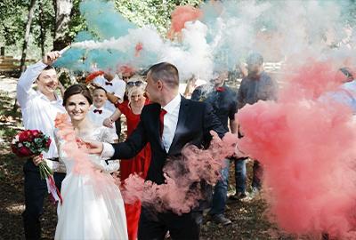 Скоро свадьба?