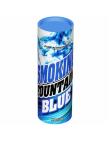 Цветной дым синего цвета (Maxsem)