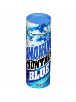 Цветной дым в Краснодаре (Синий)
