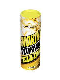 цветной дым в Краснодаре (Желтый)