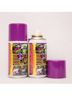 Меловая смываемая краска waterpaint фиолетового цвета в Краснодаре
