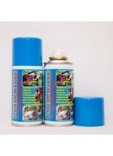 Меловая смываемая краска waterpaint синего цвета