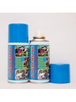 Меловая смываемая краска waterpaint синего цвета в Краснодаре
