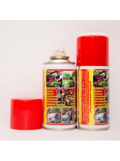 Меловая смываемая краска waterpaint красного цвета в Краснодаре